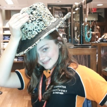Some Cowgirl fun!